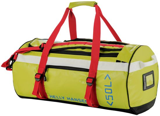 Multicolor Duffel Bag 50L LIME
