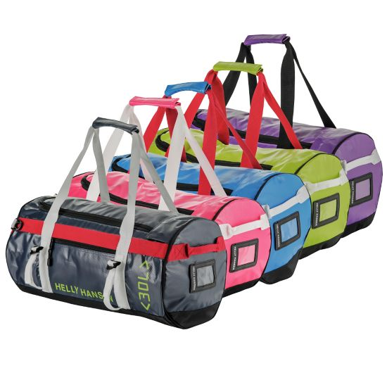 Multicolor Duffel Bag 30L