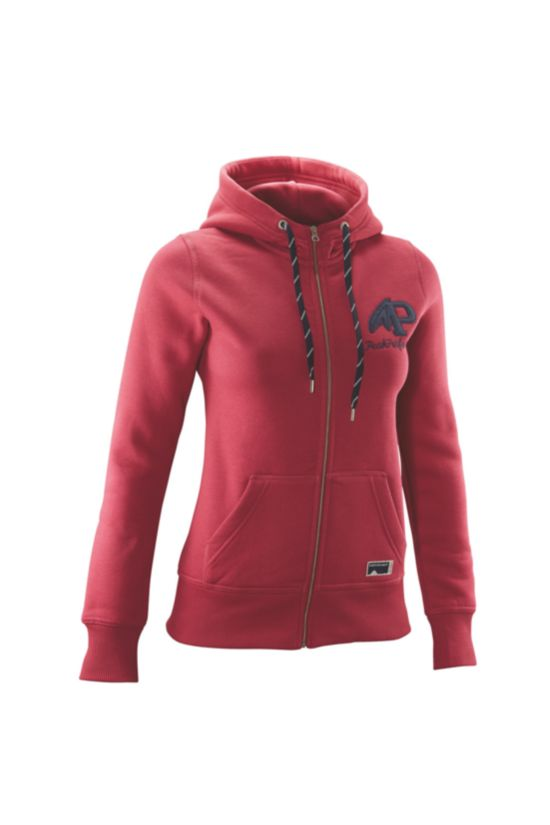 Sweat Zip Jakke Dame