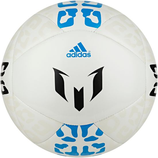 Messi Fotball  WHT/SAMBLU/BLAC