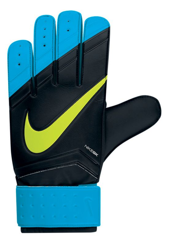 GK Match Keeperhansker 047-BLACK/BLUE