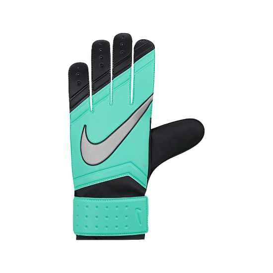 GK Match Keeperhansker 387-GREEN GLOW/