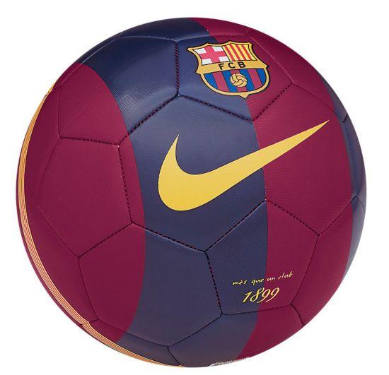 FC Barcelona Prestige Fotball 647-TEAM RED/NA