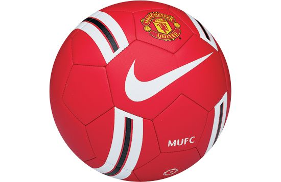 Man Utd Skills Trikseball
