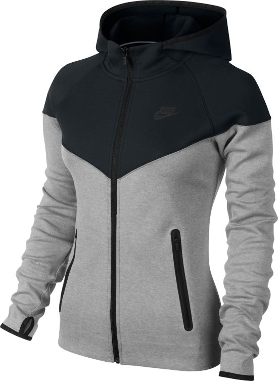 Tech Fleece Fz Hoody Hettejakke
