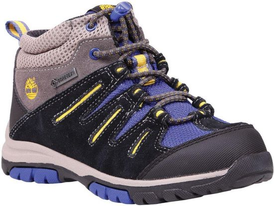 Zip Trail Mid GTX Fritidssko Blå (32-35) BLACK