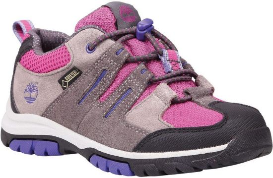 Zip Trail GTX Low Fritidssko Barn 32-35 GREY