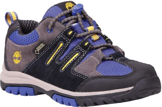 Zip Trail GTX Low Fritidssko Barn 32-35 BLACK