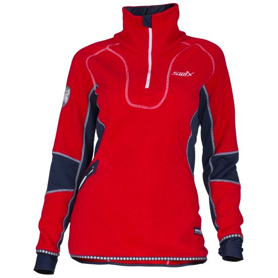Racex Warm Midlayer Superundertøy Dame NORWEGIAN MIX