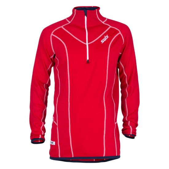 Racex Speed Midlayer Superundertøy Herre RED