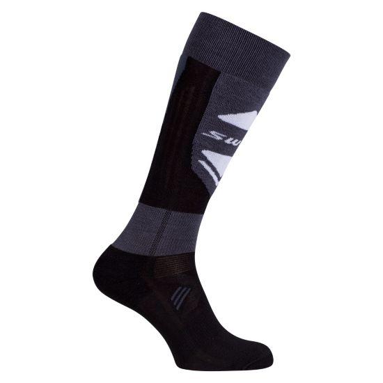 Alpine Racing Sock BLACK