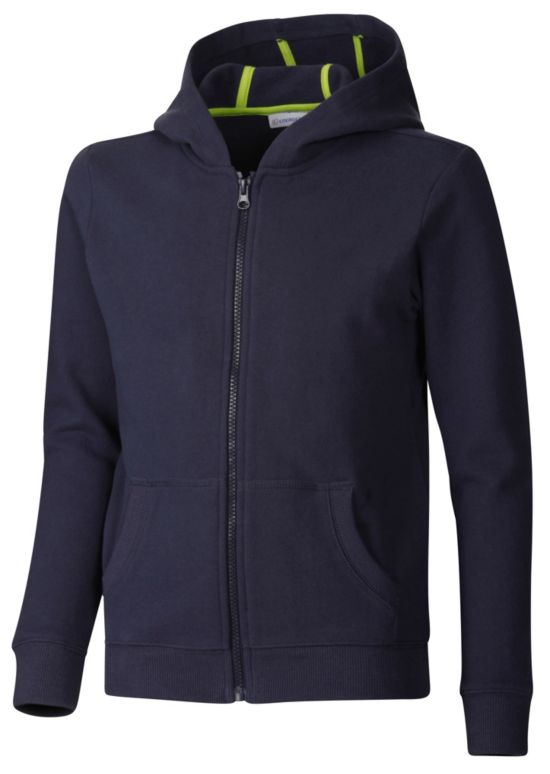 Netzi Hettejakke Junior NAVY DARK