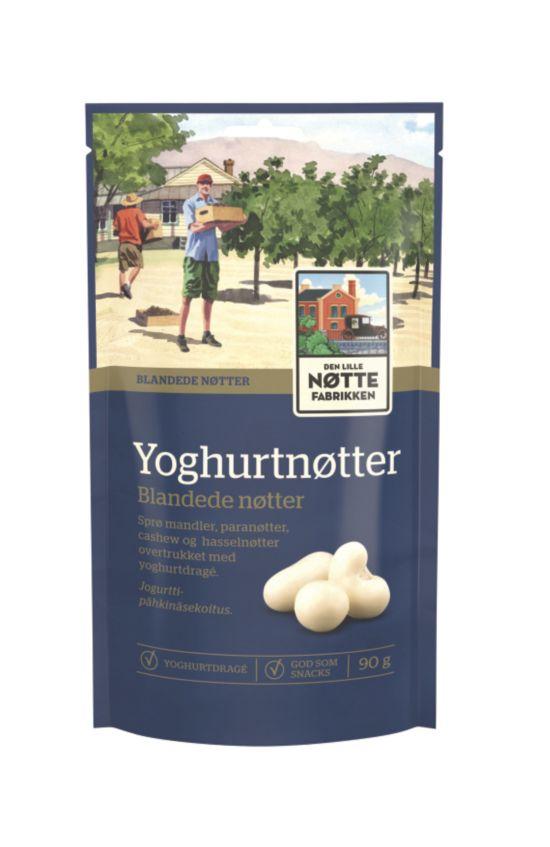 Yogurtnøtter