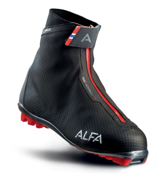 Trac Advance Skisko BLACK