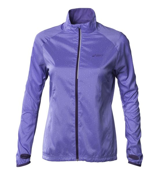 Wind Jakke Dame VIOLET PURPLE W