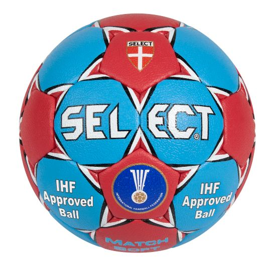 Match Soft Håndball BLÅ/RØD