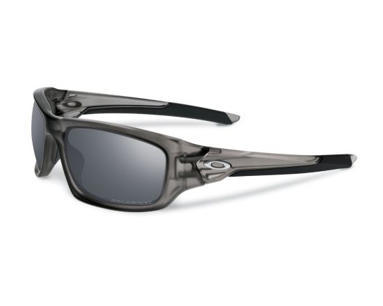 Valve Grey Smoke/Black Iridium Polarized