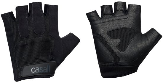 Exercise glove PRO BLACK
