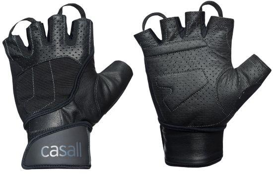 Exercise glove HLS BLACK