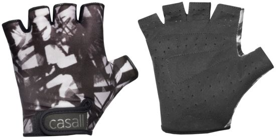 Exercise Glove Style BLACK/WHITE