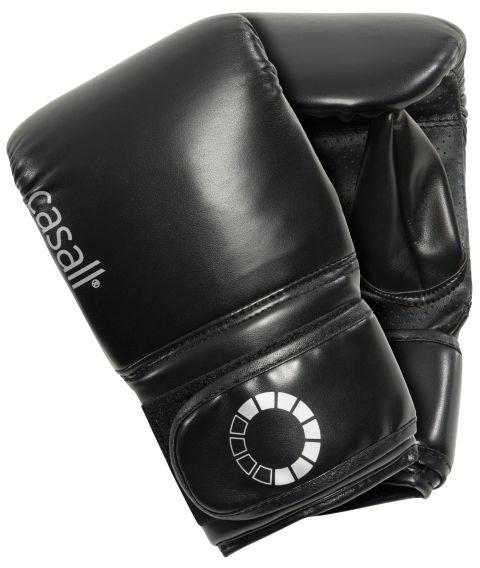 Velcro boksehansker BLACK
