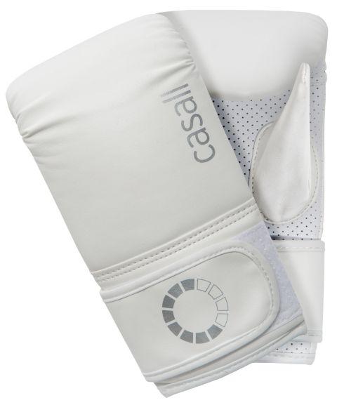 Velcro boksehansker WHITE