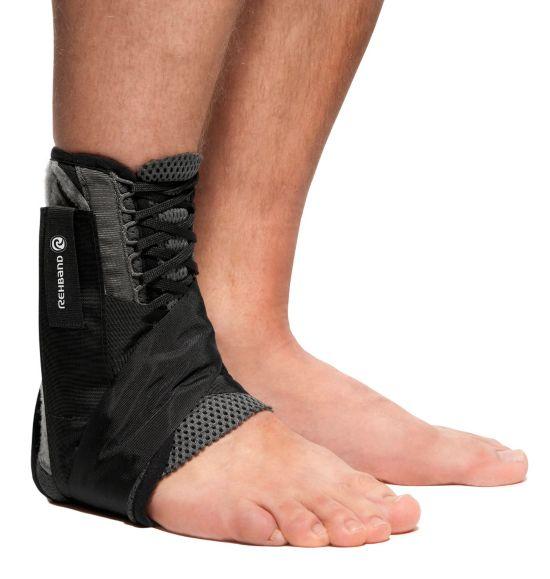 Force Ankle Brace Light GREY/BLACK