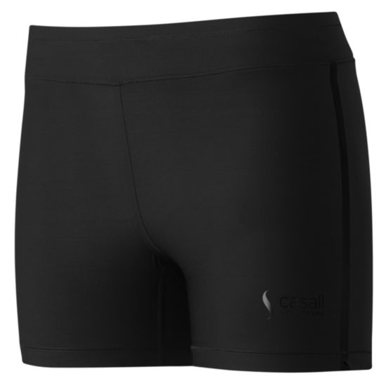 Sculpture hot pants BLACK