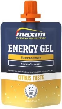 Instant Energy Gel 100 G Citrus