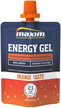 Instant Energy Gel 100 G Orange