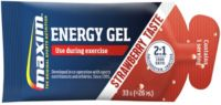 Instant Energy Gel 33 G Strawberry