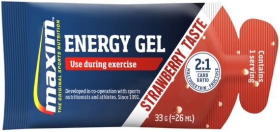 Instant Energy Gel 33 G Strawberry