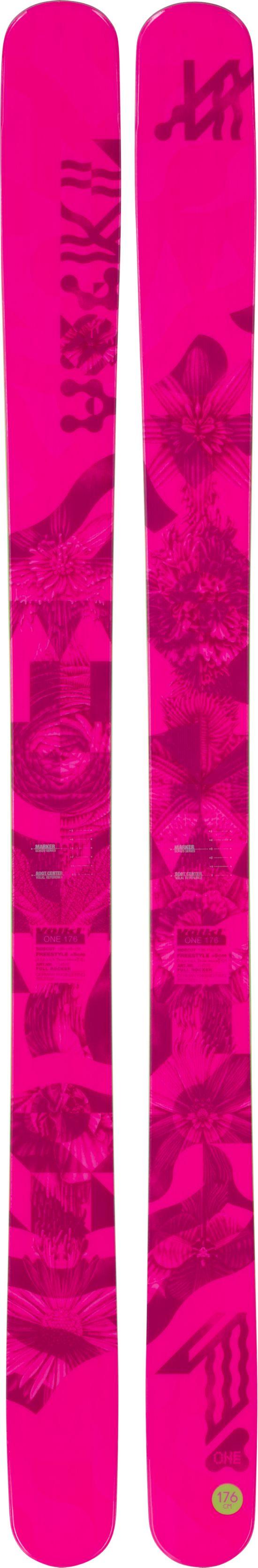 One Pink Frikjøring Ski