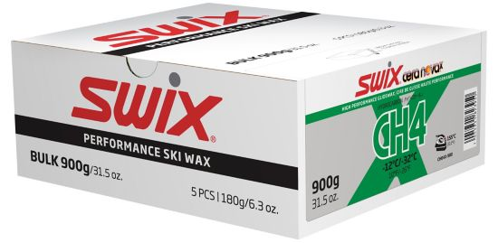 Swix Ch4X Grønn Glider, 900Gram