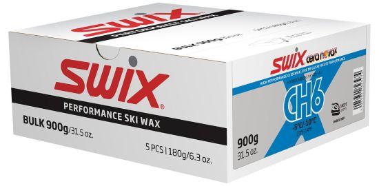 Swix Ch6X Blå Glider, 900 Gram
