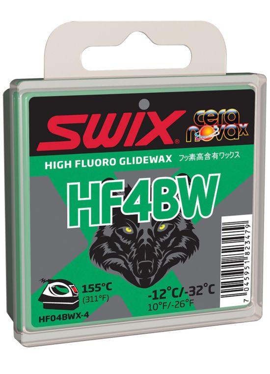 Swix Hf4Bwx Svart W Glider, 40Gram
