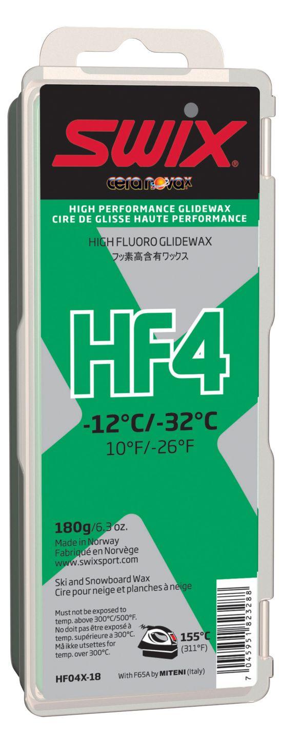 Swix Hf4X Grønn Høyfluor Glider 180Gram
