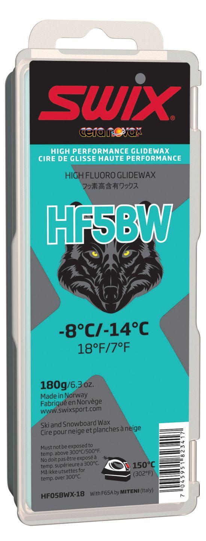 Swix Hf5Bwx Sort W Glider 180Gram