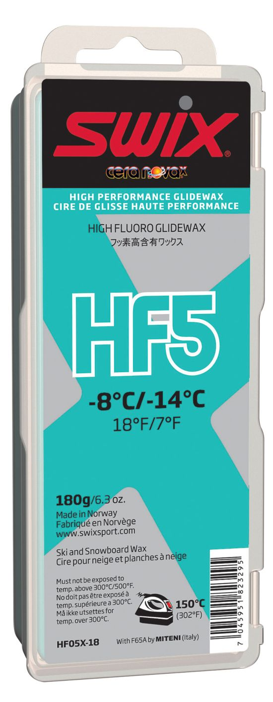 Swix Hf5X Turkis Glider 180Gram
