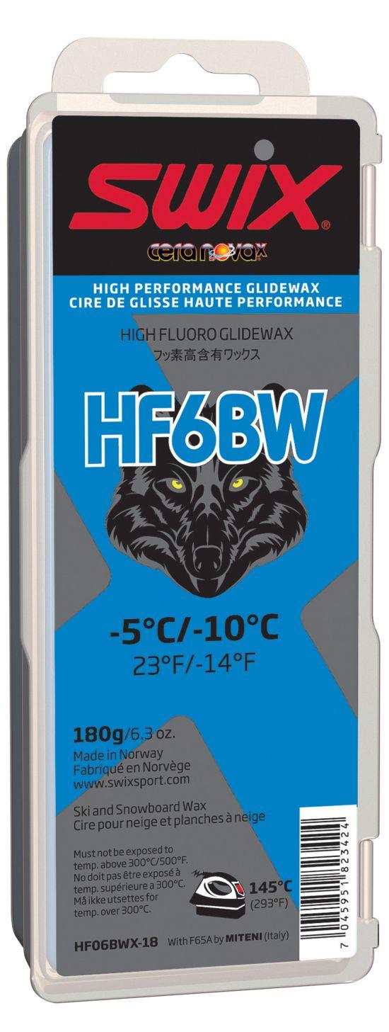 Swix Hf6Bwx Sort W Glider 180Gram