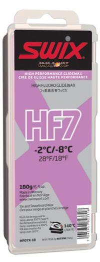 Swix Hf7X Fiolett Høyfluor Glider 180 Gram