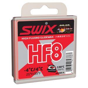HF8X Rød Høyfluor Glider -4/+4°C 40 gram