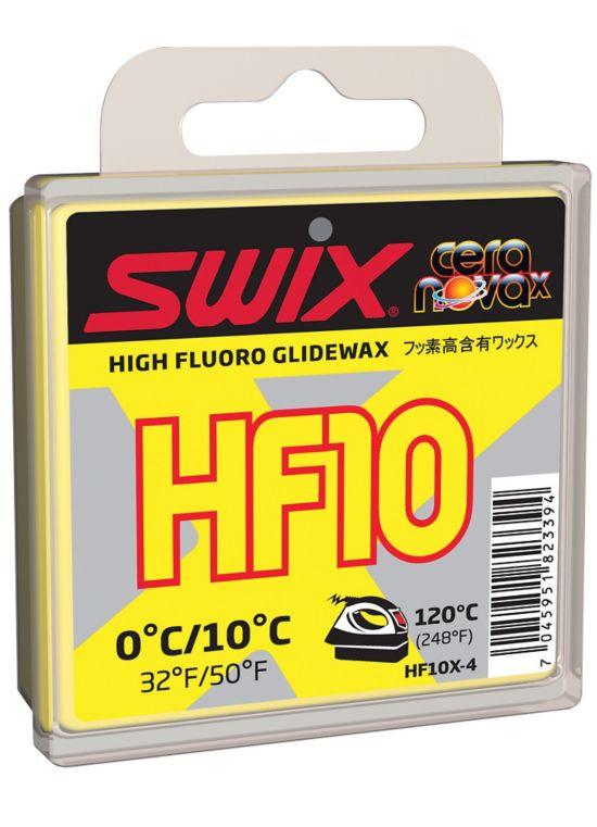 HF10X Gul Høyfluor Glider 40gr
