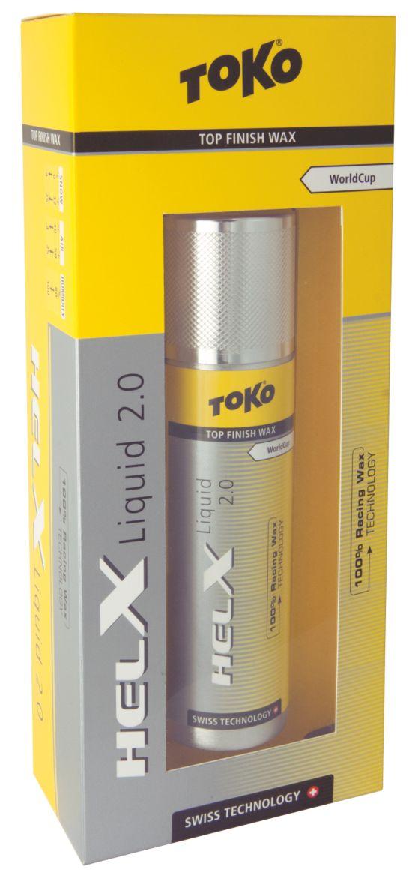 Helx Gul Flytende Fluor 2.0 50ml