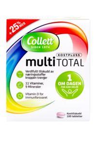 Kost+ Multitotal