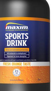 Sports Drink 2Kg Orange