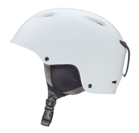 Bevel Alpinhjelm WHITE