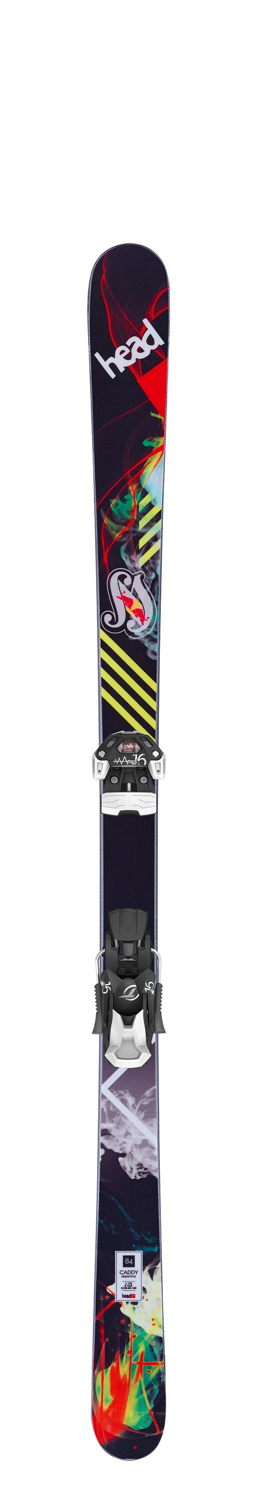 The Caddy Twintip Ski N/A