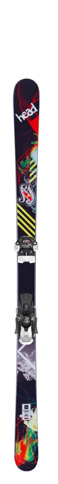 The Caddy Twintip Ski
