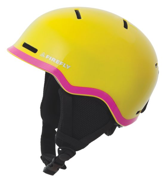 Rocket Jr. alpinhjelm YELLOW/PINK